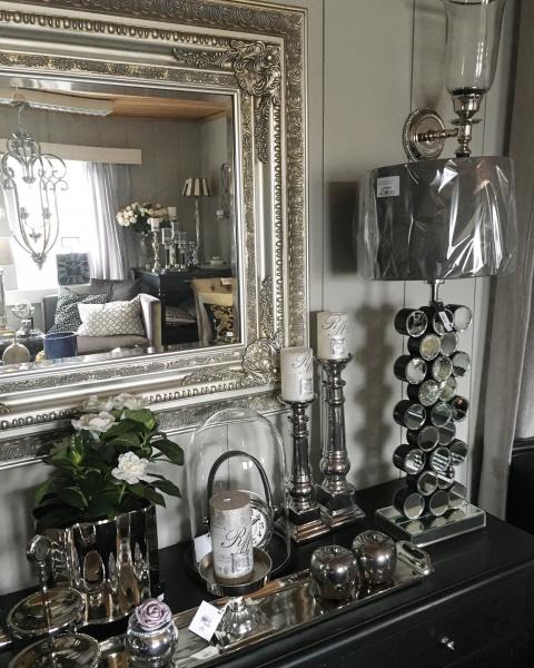 Venezia Speil - Paradiset Interiør